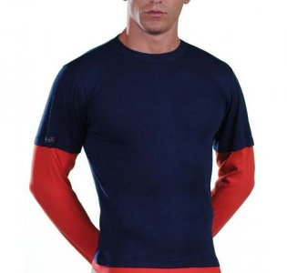 Lord Double Sleeve Long Sleeved T Shirt 3X1