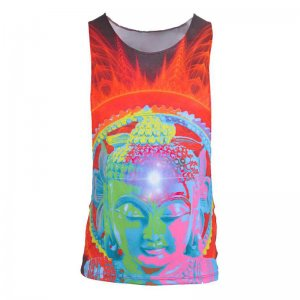 Andreas Diofebi The Principium Nirvana Tank Top T Shirt