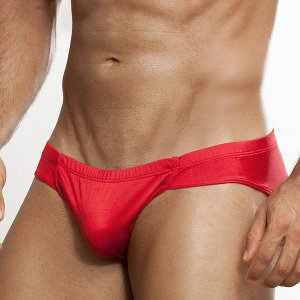 Cover Male Feel Brief Underwear Red 142