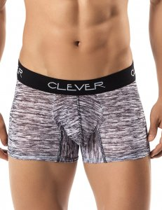 Clever Fabriano Boxer Brief Underwear Grey 2225