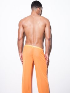 N2N Bodywear Pride Sheer Pants Orange GP2