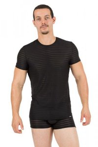 Lookme Wild Night Short Sleeved T Shirt Black 59-81