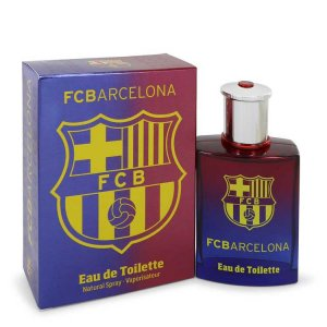 Air Val International FC Barcelona Eau De Toilette Spray 3.4...