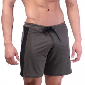 MIIW Trainer Side Stripe Shorts Green/Black 4713-26