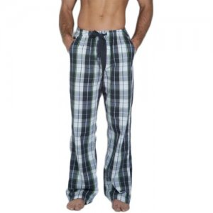 C-IN2 Plaid Lounge Pants Ombre 4721