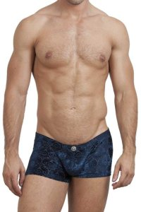 L'Homme Invisible Push Up Tosca Trunk Underwear Blue MY14-TOS-057