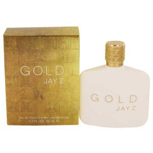 Jay-Z Gold Eau De Toilette Spray 1.7 oz / 50.27 mL Men's Fra...