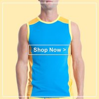 Men's Muscle Top T Shirts