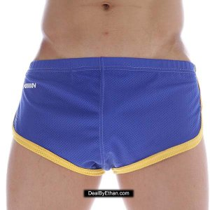 MIIW Soccer Split Shorts Royal 4705-18