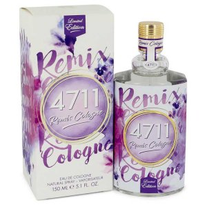 4711 Remix Lavender Eau De Cologne Spray (Unisex) 5.1 oz / 1...