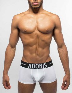 Adonis by Kyhry Fantasy Trunk Underwear White