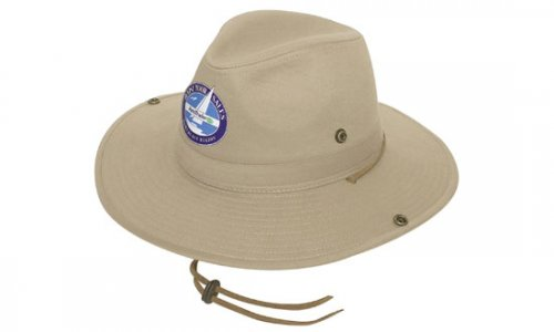 Headwear Professional Safari Cotton Twill Cap S4275