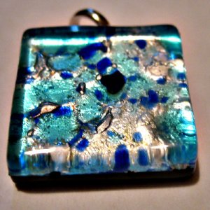 Elite Jewelry Murano Pendants or Cuff Links 033