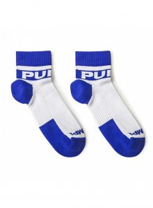 Pump! [2 Pack] Ice Cool Sporty Socks Ice Blue 41002