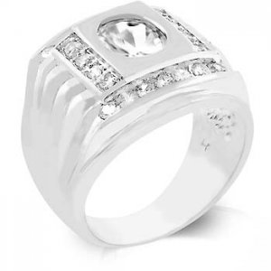 J Goodin Men's Ring R07123R-C01