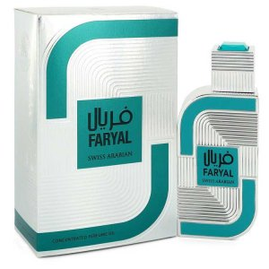 Swiss Arabian Faryal Concentrated Perfume Oil (Unisex) 0.5 oz / 14.79 mL Men's Fragrances 548677