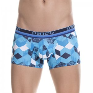 Mundo Unico Maker Boxer Brief Underwear Blue 18020100133-48
