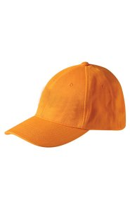 Winning Spirit Heavy Unbrushed Cotton Fitted Cap CH36