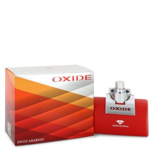 Swiss Arabian Oxide Eau De Parfum Spray 3.4 oz / 100.55 mL Men's Fragrances 548642