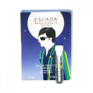 Escada Moon Sparkle Vial (Sample) 0.06 oz / 1.77 mL Men's Fr...