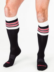 Barcode Berlin [3 Pack] Football Socks Black/White/Red 90143...