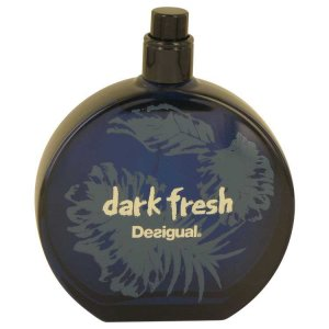Desigual Dark Fresh Eau De Toilette Spray (Tester) 3.4 oz / ...