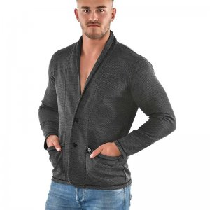 Roberto Lucca Blazer Jacket Dark Grey 90270-11320