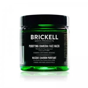 Brickell Purifying Charcoal Face Mask 4 oz / 118.29 mL Skin ...