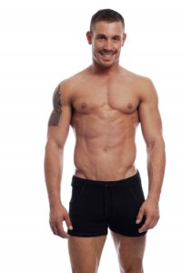 Go Softwear Sport Shorts Black 4641
