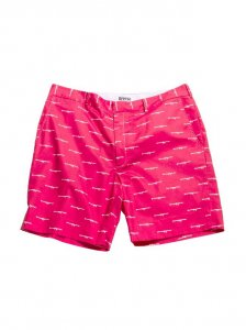 Breese RPGs Shorts Red RPGRED100