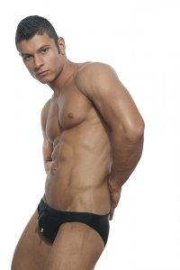 Marcuse Arrest Me Bikini Swimwear Black