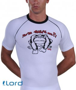 Lord Gorilla Short Sleeved T Shirt 8130