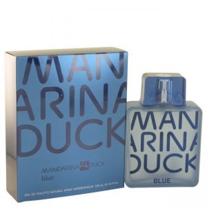 Mandarina Duck Blue Eau De Toilette Spray 3.4 oz / 100.55 mL...