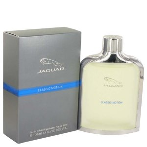 Jaguar Classic Motion Eau De Toilette Spray 3.4 oz / 100.55 ...