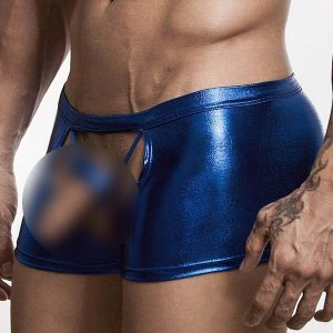 Miami Jock View All C Ring Boxer Brief Underwear Royal Blue 030820