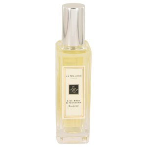 Jo Malone Lime Basil & Mandarin Cologne Spray (Unisex Unboxed) 1 oz / 29.57 mL Men's Fragrances 534580