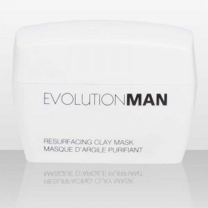 Evolution Man Resurfacing Clay Mask 60 mL / 2 oz Skin Care