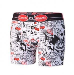 Cock&Balls Vicious Boxer Brief Underwear 10002