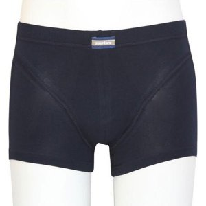 Minerva Sporties Basic Boxer Brief Underwear Navy 20260