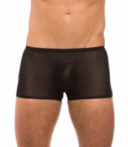 Kiniki Pulse Hipster Boxer Brief Underwear Black PUR