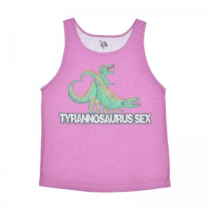 Gaytanks Tyrannosaurus Sex Tank Top T Shirt