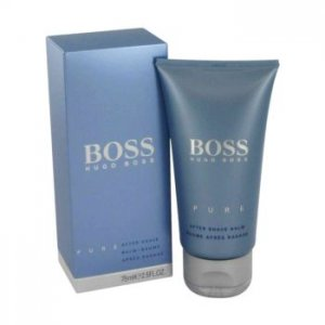 Hugo Boss Pure After Shave Balm 2.5 oz / 75 mL Men's Fragrance 464275