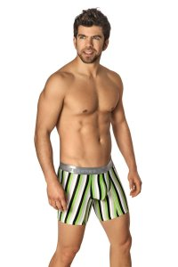 Xtremen Microfiber Boxer Brief Underwear Green 51332