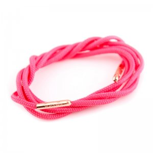 Bondi Laces Dress Laces Cockatoo Pink / Rose Gold Tips DRESP...