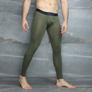 McKillop Hoist Modal Long Johns Long Underwear Pants Militar...