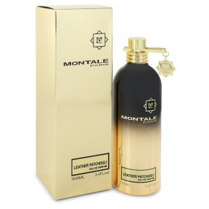 Montale Leather Patchouli Eau De Parfum Spray (Unisex) 3.4 o...