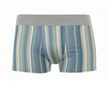 Cavalera Cotton/Elastane Boxer Brief Underwear Marine Blue 455-01