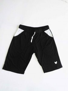 Bullywear 2Skin Shorts Black LNGSH52