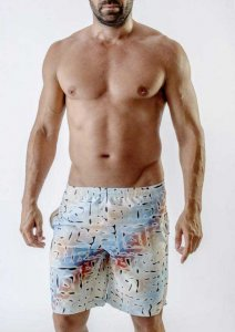 Geronimo Boardshorts Beachwear 1705P4-3