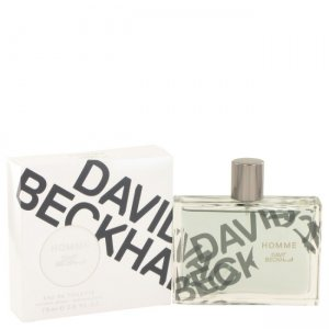 David Beckham Homme Eau De Toilette Spray 2.5 oz / 75 mL Fra...